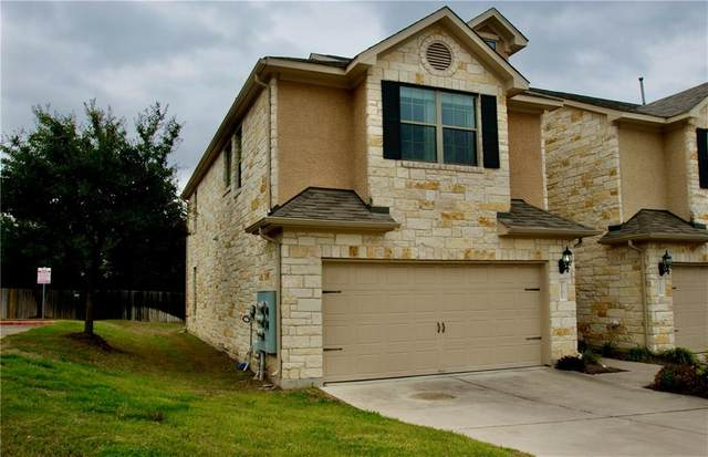 700 Mandarin Flyway #1201, Cedar Park, TX 78613 (#5859763) :: Watters International