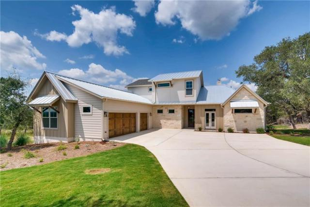13 Highland Springs Lane, Georgetown, TX 78633 (#5860137) :: Watters International