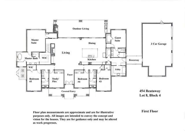 454 Reataway, Dripping Springs, TX 78620 (#5861390) :: The Heyl Group at Keller Williams