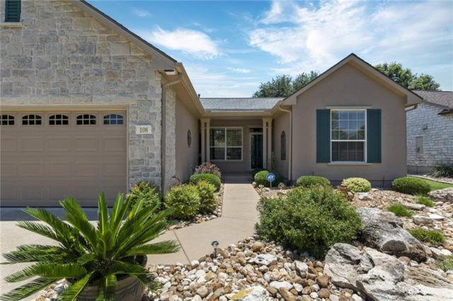 108 Sotol Pass, Georgetown, TX 78633 (#5861806) :: Magnolia Realty