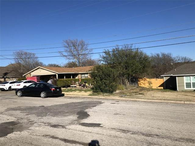 709 Harvey Ave, Burnet, TX 78611 (#5863704) :: Realty Executives - Town & Country