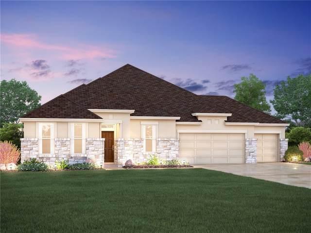 318 Coyote Creek Way, Kyle, TX 78640 (#5864101) :: Papasan Real Estate Team @ Keller Williams Realty