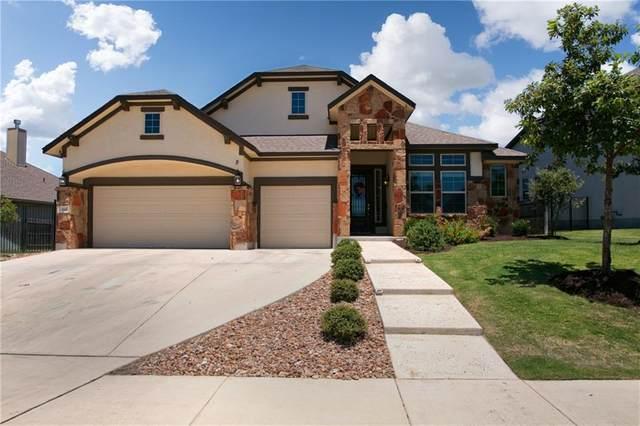 641 Rancho Sienna Loop, Georgetown, TX 78628 (#5864458) :: RE/MAX Capital City
