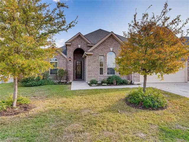 3705 Hermann St, Round Rock, TX 78681 (#5864512) :: First Texas Brokerage Company