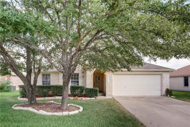 1407 Quicksilver St, Round Rock, TX 78665 (#5867710) :: The Perry Henderson Group at Berkshire Hathaway Texas Realty