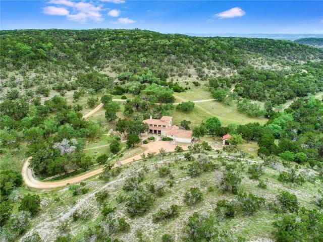 100 The Falls Fls, Wimberley, TX 78676 (MLS #5868772) :: Bray Real Estate Group