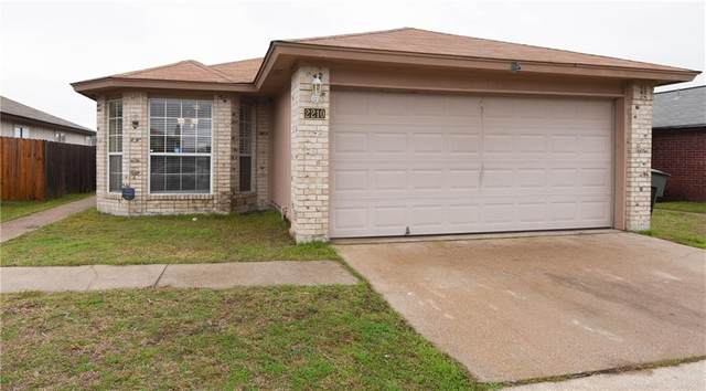 2210 Schwald Rd, Killeen, TX 76543 (#5870208) :: The Heyl Group at Keller Williams