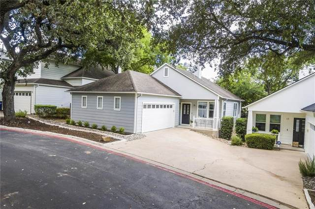 1011 Brodie St #16, Austin, TX 78704 (#5870570) :: The Perry Henderson Group at Berkshire Hathaway Texas Realty