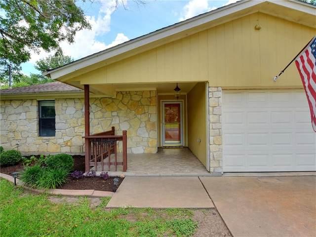 805 Thousand Oaks Blvd, Georgetown, TX 78628 (#5871888) :: Papasan Real Estate Team @ Keller Williams Realty