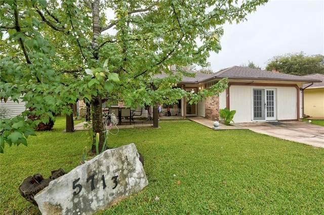 5713 Fence Row, Austin, TX 78744 (#5873019) :: Papasan Real Estate Team @ Keller Williams Realty
