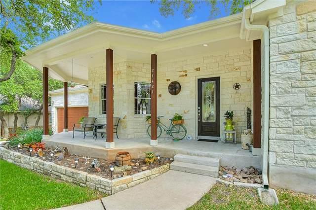 21421 Lakefront Dr, Lago Vista, TX 78645 (#5873830) :: Papasan Real Estate Team @ Keller Williams Realty