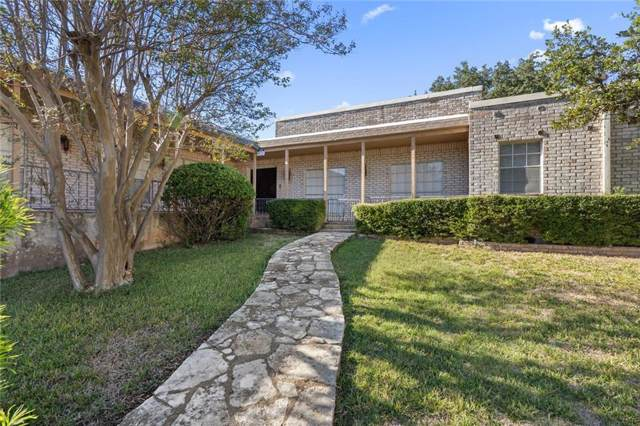 505 Zephyr St, Lakeway, TX 78734 (#5874210) :: Ben Kinney Real Estate Team