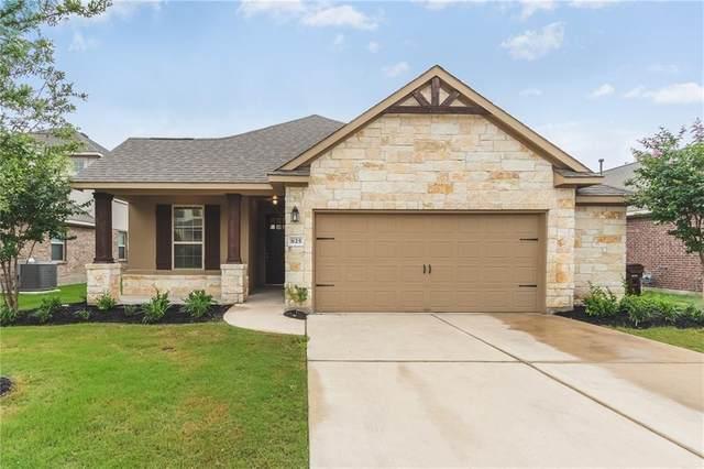 825 Centerra Hills Cir, Round Rock, TX 78665 (#5875463) :: Papasan Real Estate Team @ Keller Williams Realty