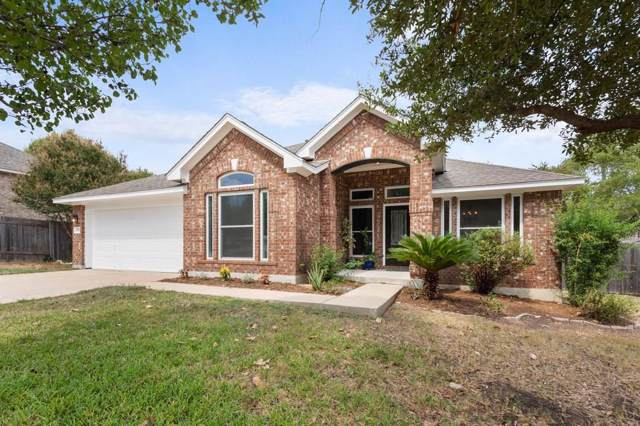 803 Darkwoods Ct, Cedar Park, TX 78613 (#5875493) :: Realty Executives - Town & Country