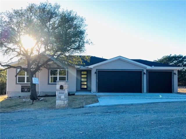 21522 Santa Elena Cir, Lago Vista, TX 78645 (#5876072) :: Papasan Real Estate Team @ Keller Williams Realty