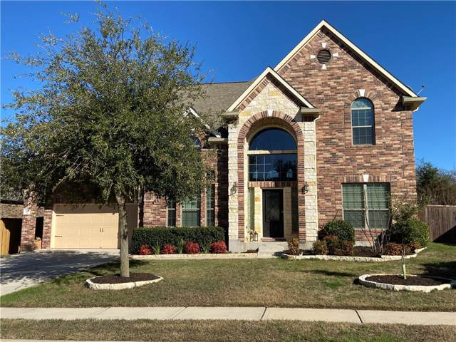 205 Monahans Dr, Georgetown, TX 78628 (#5878620) :: The Perry Henderson Group at Berkshire Hathaway Texas Realty