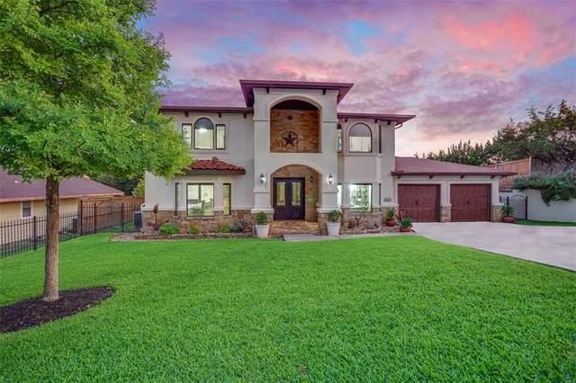 20103 Byrd Ave, Lago Vista, TX 78645 (#5879537) :: Sunburst Realty