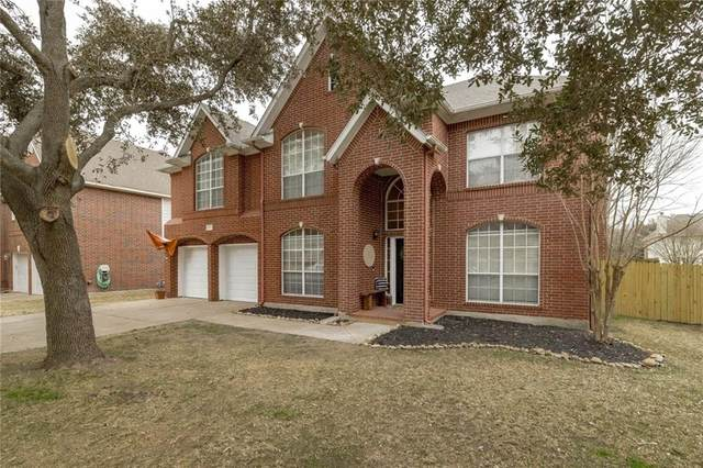 407 Derby Ln, Georgetown, TX 78626 (#5879919) :: Lancashire Group at Keller Williams Realty