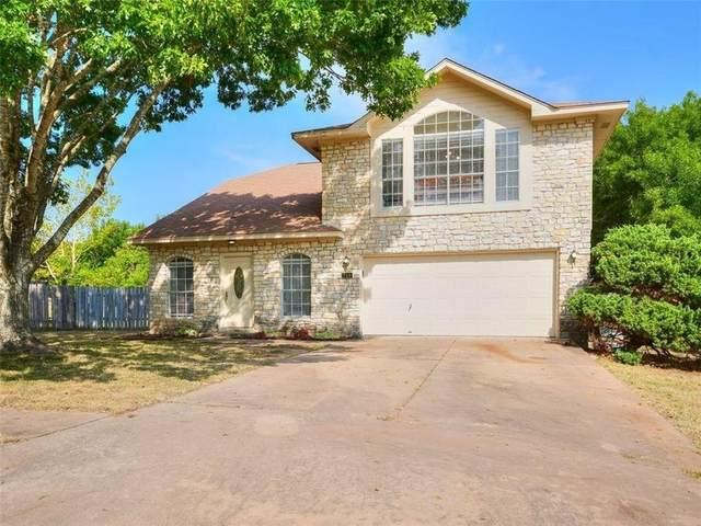 710 Wagon Wheel Trl, Pflugerville, TX 78660 (#5880179) :: Papasan Real Estate Team @ Keller Williams Realty