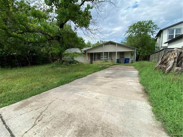 6806 Cruz St, Austin, TX 78741 (#5883035) :: Papasan Real Estate Team @ Keller Williams Realty