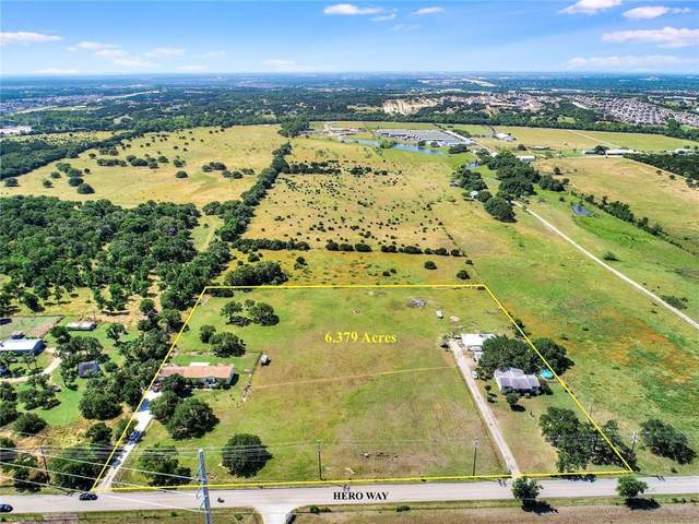 3399 Hero Way, Leander, TX 78641 (#5883804) :: The Summers Group