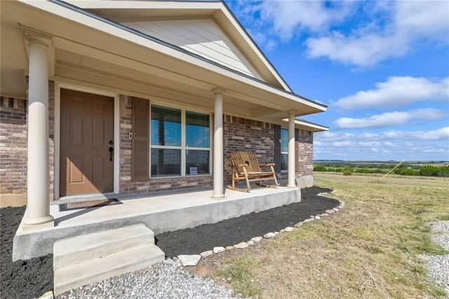 413 Cr 2337, Lampasas, TX 76550 (#5889674) :: First Texas Brokerage Company