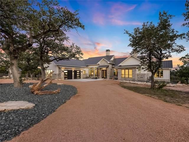 1165 Toro Pass, Wimberley, TX 78676 (#5891151) :: Papasan Real Estate Team @ Keller Williams Realty