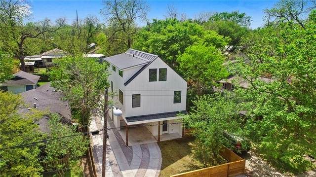 2619 E 3rd St #1, Austin, TX 78702 (MLS #5891655) :: Vista Real Estate