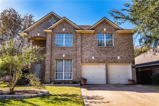 8613 Columbia Falls Dr, Round Rock, TX 78681 (#5891831) :: Ben Kinney Real Estate Team