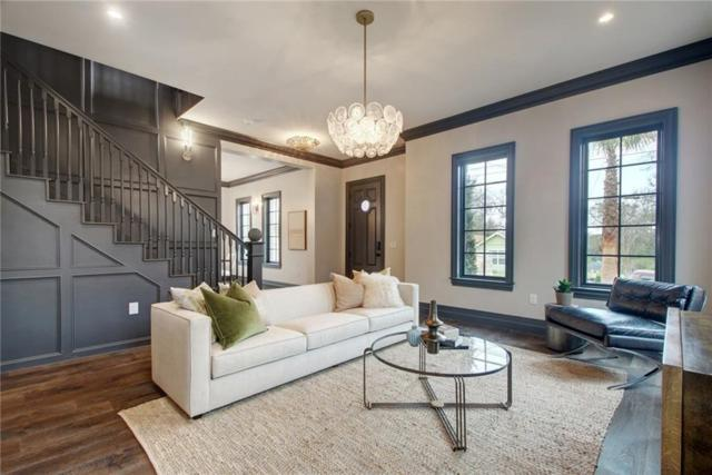1107 Woodland Ave, Austin, TX 78704 (#5892890) :: Papasan Real Estate Team @ Keller Williams Realty