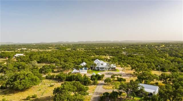 815 Trail Rock Rd, Johnson City, TX 78636 (#5893595) :: Ben Kinney Real Estate Team