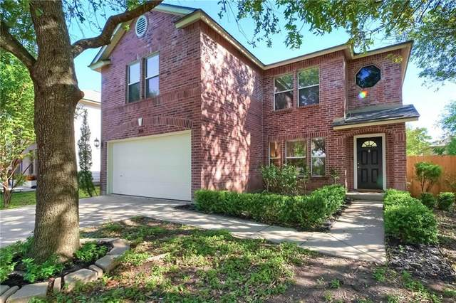 306 Greener Dr, Leander, TX 78641 (#5895058) :: The Summers Group