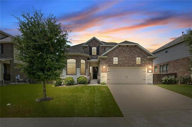 120 Seminole Canyon Dr, Georgetown, TX 78628 (#5896046) :: Lancashire Group at Keller Williams Realty