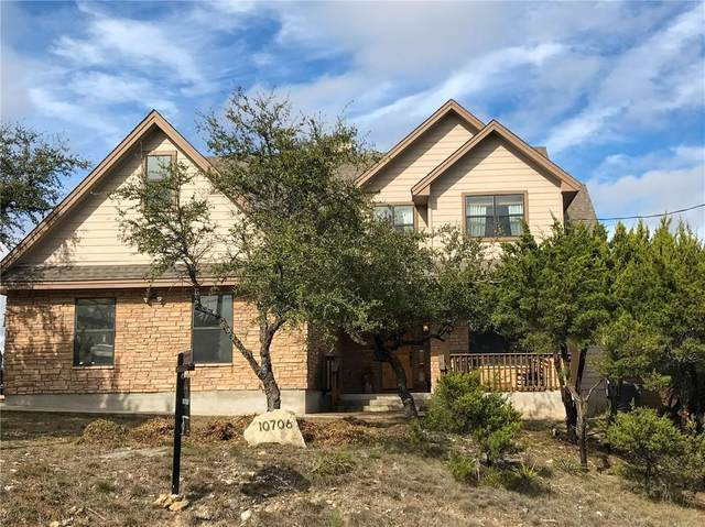 10706 Lake Beach Dr, Dripping Springs, TX 78620 (#5897178) :: The Perry Henderson Group at Berkshire Hathaway Texas Realty
