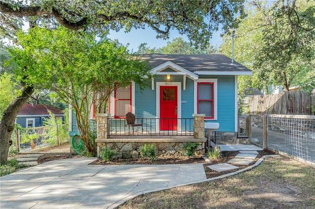 807 Christopher St, Austin, TX 78704 (#5897365) :: Front Real Estate Co.