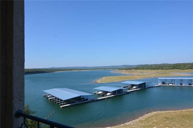 3404 American Dr #1208, Lago Vista, TX 78645 (#5897396) :: The Heyl Group at Keller Williams
