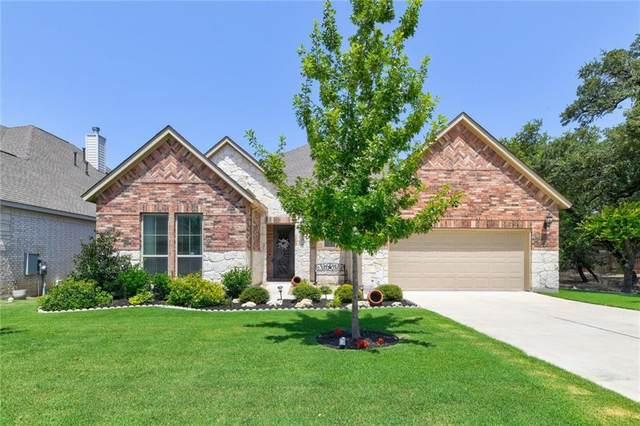 416 Triple Arrow Ln, Leander, TX 78641 (#5900590) :: Ben Kinney Real Estate Team