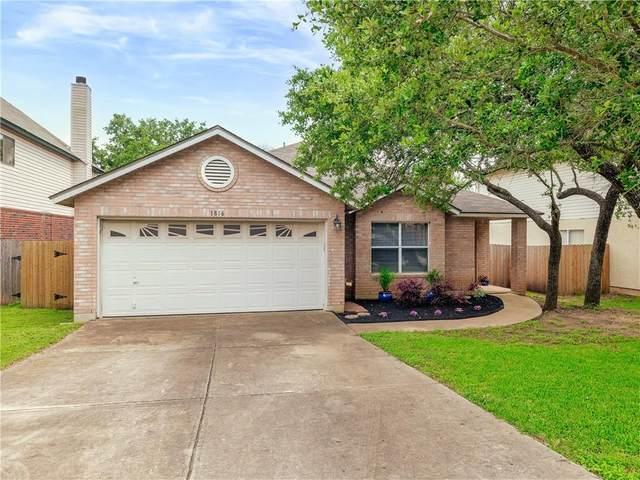 1816 Continental Pass, Cedar Park, TX 78613 (#5900811) :: Papasan Real Estate Team @ Keller Williams Realty