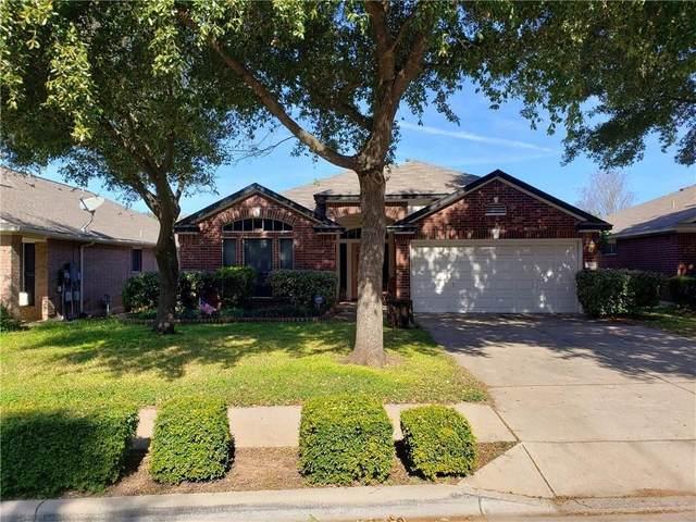 607 Settlement St, Cedar Park, TX 78613 (#5901146) :: Realty Executives - Town & Country