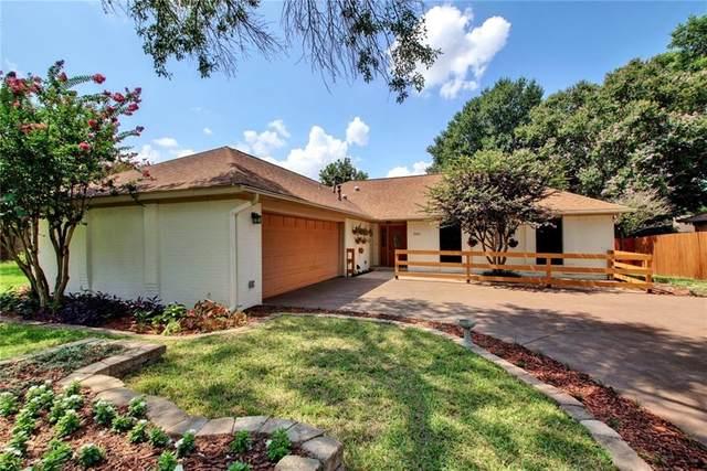 505 Oak Ridge Dr, Pflugerville, TX 78660 (#5901933) :: Papasan Real Estate Team @ Keller Williams Realty