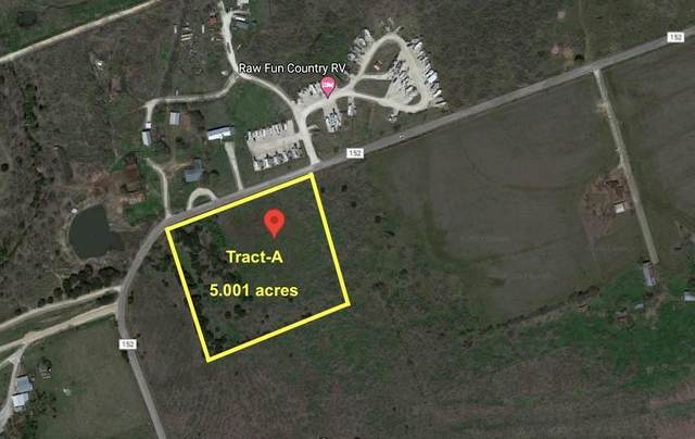 Tract A County Road 152, Georgetown, TX 78626 (#5902480) :: Lancashire Group at Keller Williams Realty