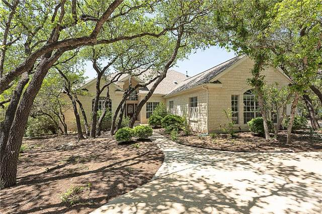 3806 Mission Creek Dr, Austin, TX 78735 (#5902627) :: Front Real Estate Co.