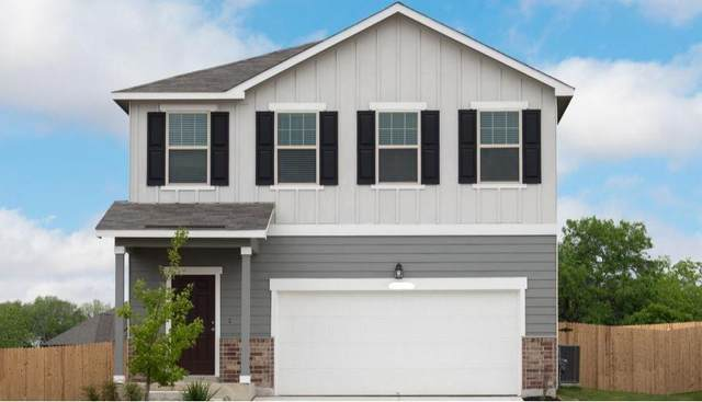 516 Peony Ct, Jarrell, TX 76537 (#5902777) :: Umlauf Properties Group