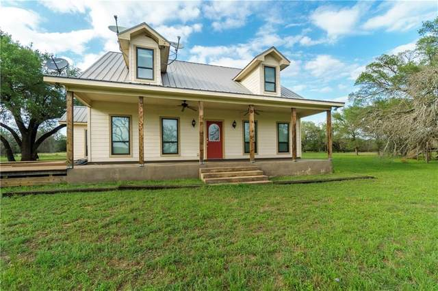 831 Double Creek Rd, Marble Falls, TX 78654 (#5907050) :: Papasan Real Estate Team @ Keller Williams Realty