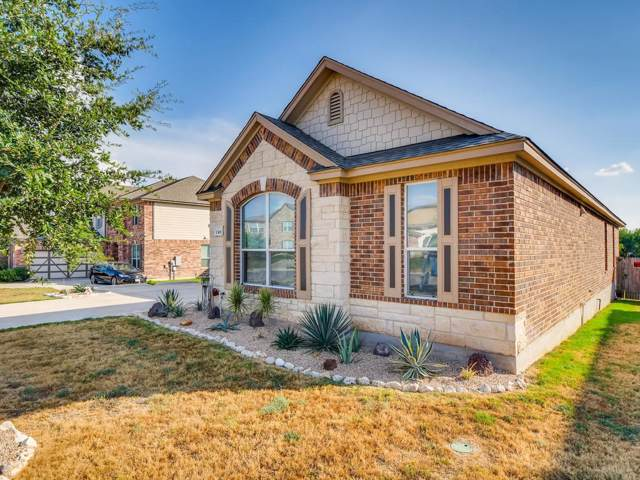 1301 Autumn Sage Way, Pflugerville, TX 78660 (#5907789) :: The Heyl Group at Keller Williams