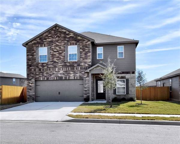 421 American Ave, Liberty Hill, TX 78642 (#5907893) :: Ben Kinney Real Estate Team