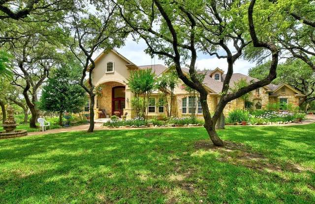 999 Enchanted Oak Dr, Driftwood, TX 78619 (#5908654) :: Papasan Real Estate Team @ Keller Williams Realty