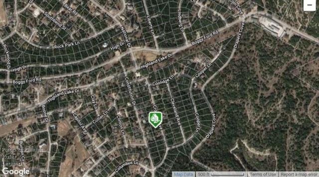 4000 Crockett Ave, Lago Vista, TX 78645 (#5908717) :: RE/MAX Capital City