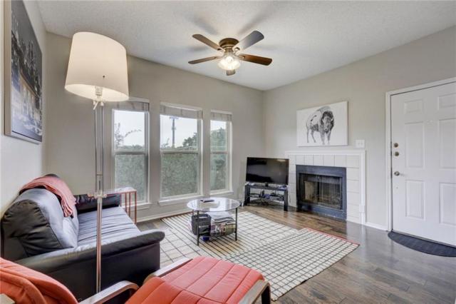 2414 Longview St #309, Austin, TX 78705 (#5909870) :: Papasan Real Estate Team @ Keller Williams Realty