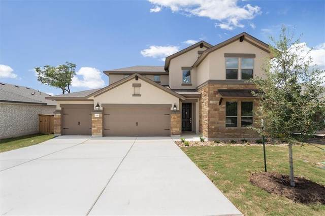 129 Scenic Hills Cir, Georgetown, TX 78628 (#5911045) :: Papasan Real Estate Team @ Keller Williams Realty